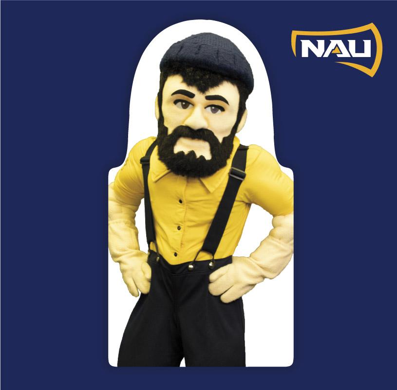 Blue & Gold Package : NAU Cutouts