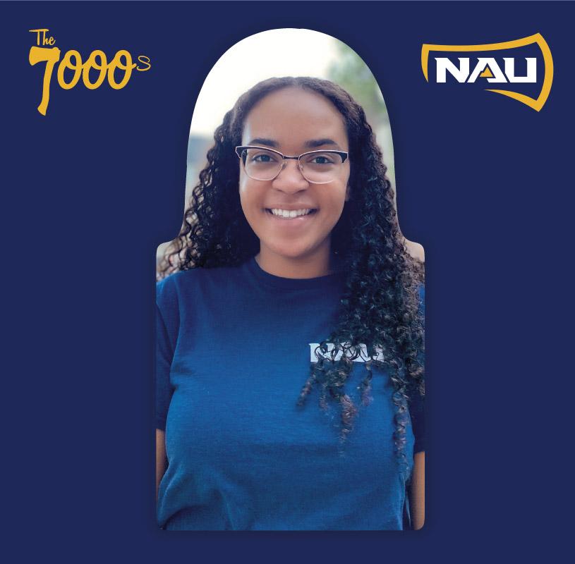 7000s Student Package : NAU Cutouts